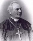 Prvý nemecký starokatolický biskup, bývalý vratislavský profesor teológie Joseph Hubert Reinkens.