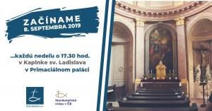 Starokatolíci v Kaplnke sv. Ladislava v Bratislave